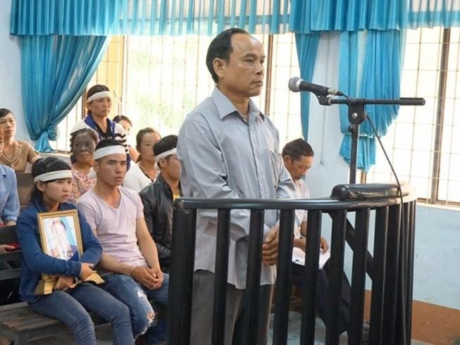 VKSND huyện Krông Năng kháng nghị vụ công an đánh chết dân - ảnh 1