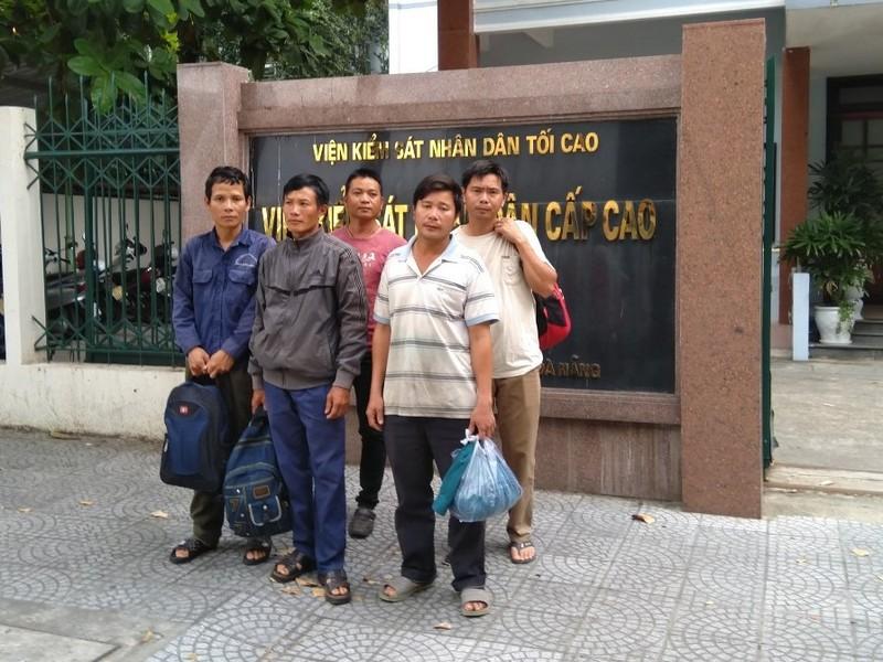 Vụ củi khô: 4 luật sư yêu cầu được tham gia giám đốc thẩm  - ảnh 1