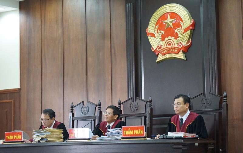Vụ án đường Hồ Chí Minh: Kêu oan, tòa không xem xét hình phạt? - ảnh 2