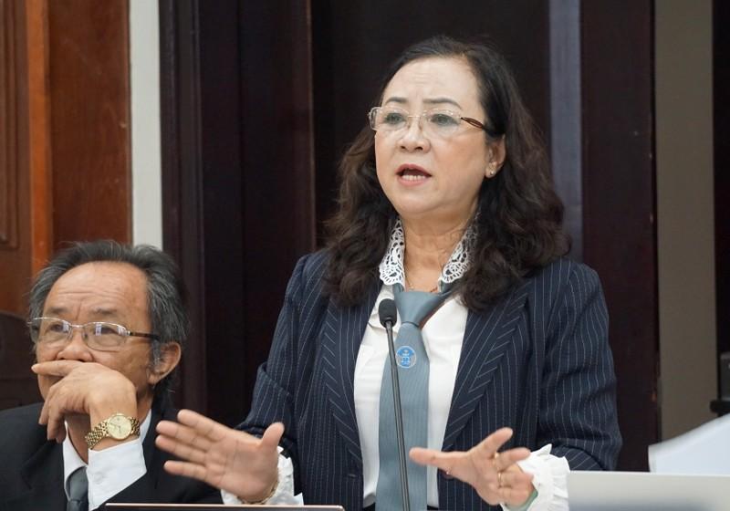 Vụ án đường Hồ Chí Minh: Kêu oan, tòa không xem xét hình phạt? - ảnh 3