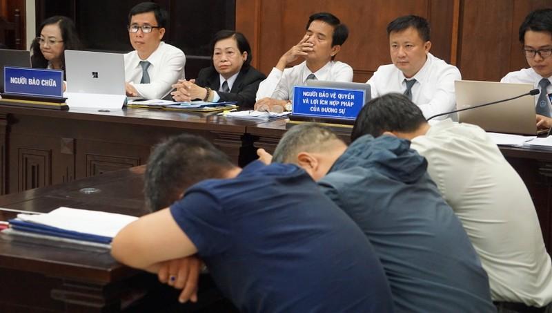 Vụ án đường Hồ Chí Minh: Kêu oan, tòa không xem xét hình phạt? - ảnh 1