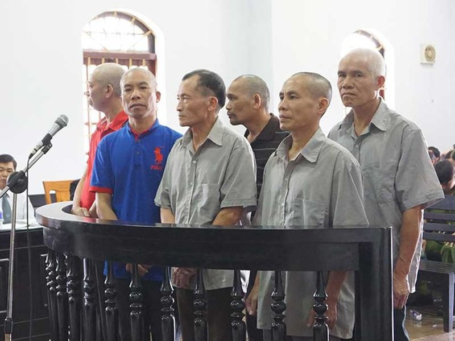 Tòa Cấp cao kháng nghị vụ 6 cựu chiến binh bị phạt tù - ảnh 1