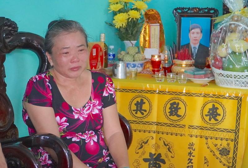 Trước giờ giám đốc thẩm, vợ ông Phước tiếp tục gửi đơn kêu cứu - ảnh 1