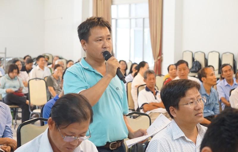 Vẫn nóng vụ KDC Hiệp Bình Chánh bị bán cho nhiều người  - ảnh 1