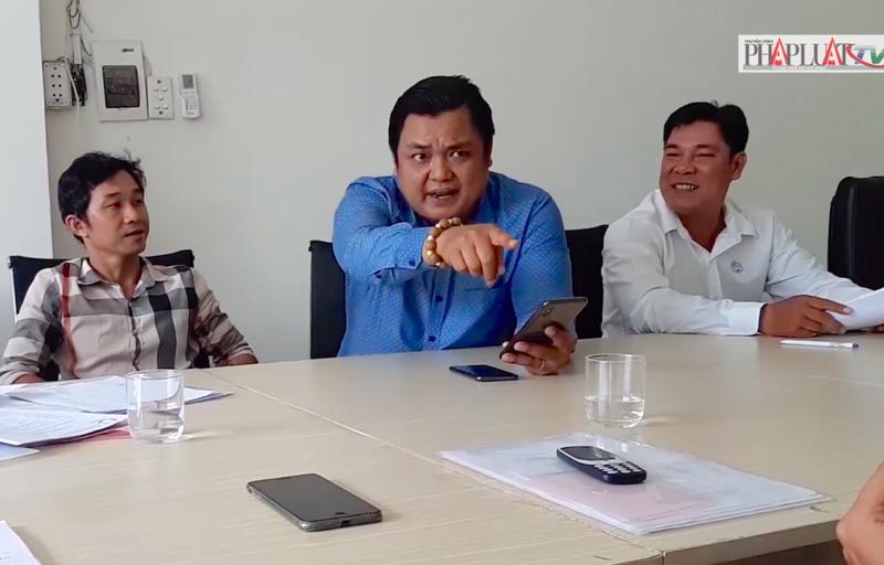 Tổng giám đốc Công ty Cổ phần địa ốc Phú An Thịnh Land bị bắt - ảnh 1