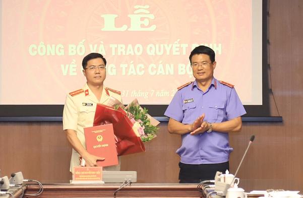 Viện kiểm sát Nhân dân Tối cao bổ nhiệm 2 nhân sự mới - ảnh 2