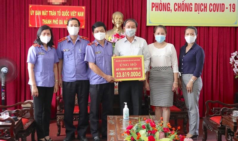 VKSND Cấp cao tại Đà Nẵng tạm dừng tiếp công dân  - ảnh 1