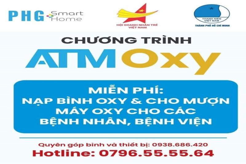 Chủ ATM gạo tìm cách cung cấp ATM oxy hỗ trợ cho bệnh nhân - ảnh 4