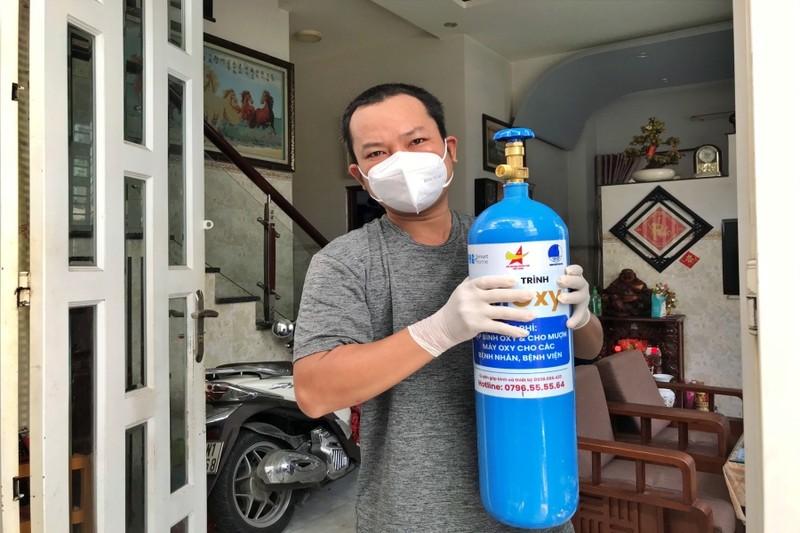 Ảnh: Gọi 0819341900, ATM oxy trao bình oxy miễn phí tận nhà - ảnh 8