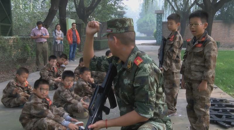 Trại cai nghiện game và Internet cho trẻ em ở Trung Quốc - ảnh 1