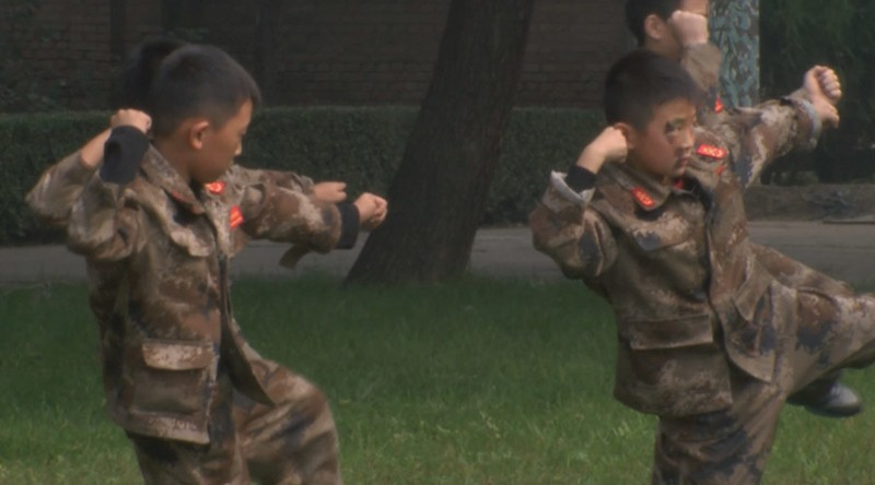 Trại cai nghiện game và Internet cho trẻ em ở Trung Quốc - ảnh 3