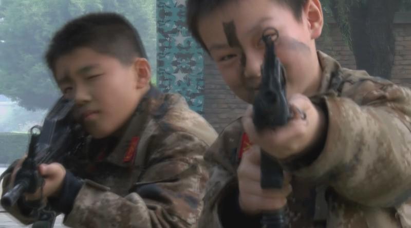 Trại cai nghiện game và Internet cho trẻ em ở Trung Quốc - ảnh 4