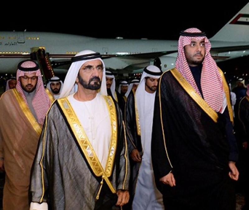 Hoàng tử Ả Rập Saudi bị kiện bạo hành, giam giữ người làm - ảnh 1