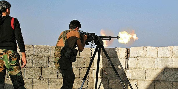 Thổ Nhĩ Kỳ bị tố cung cấp vũ khí cho IS ở Syria - ảnh 1