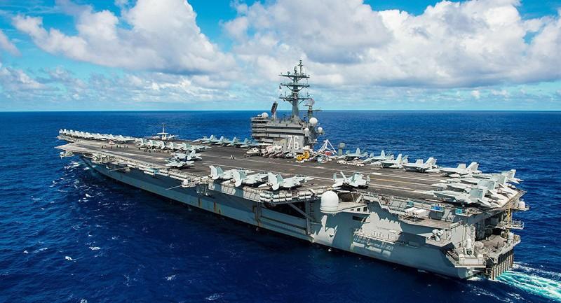 Tàu ngầm Trung Quốc tấn công giả định tàu sân bay Mỹ  - ảnh 1