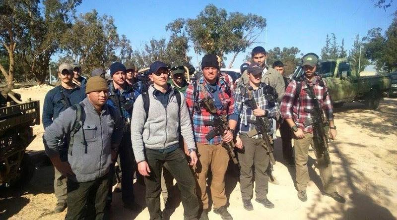 Lính Mỹ vừa tới Lybia đã bị 'đuổi' về - ảnh 1