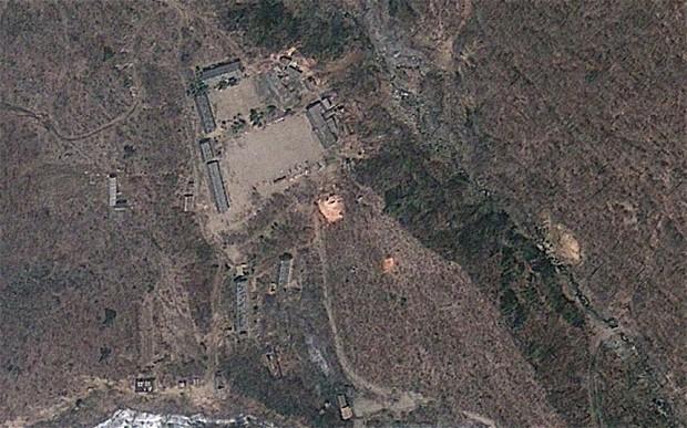 Giới chức Mỹ: Triều Tiên có thể sắp phóng tàu vũ trụ - ảnh 1