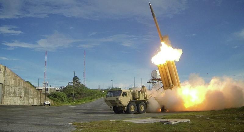 Mỹ triển khai thêm tên lửa Patriot tới Hàn Quốc - ảnh 1