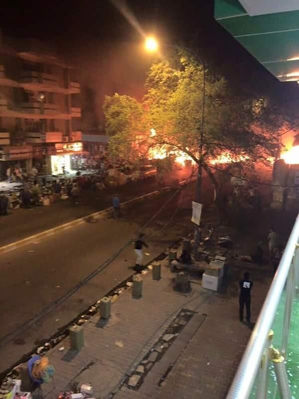 đánh bom liều chết ở Karada