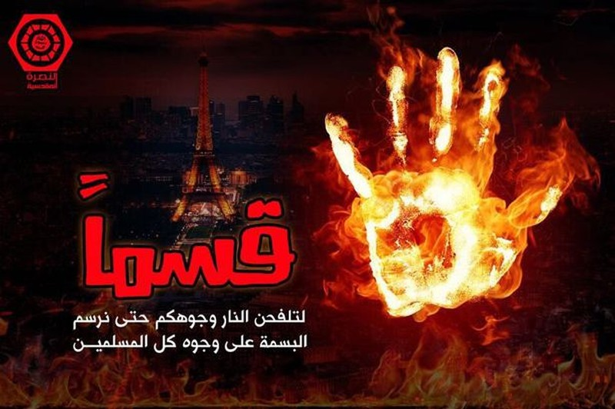 IS ăn mừng vụ tấn công Nice