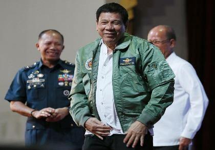 tổng thống Duterte