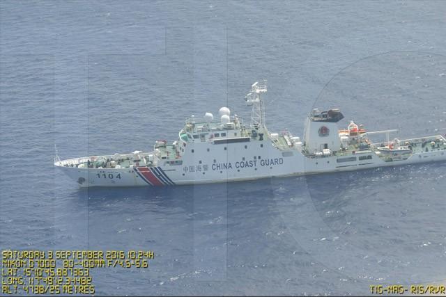 tàu hải cảnh trung quốc