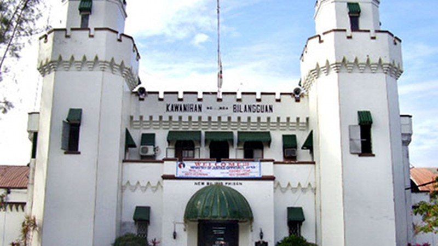 Nhà tù New Bilibid ở Philippines