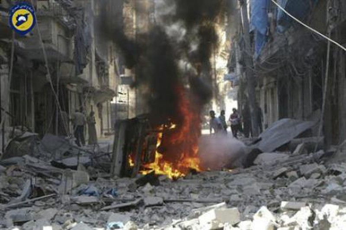 nội chiến Syria