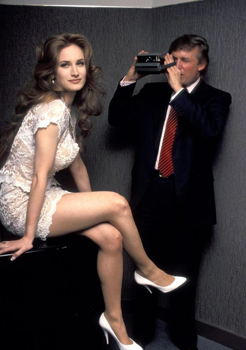 ông Trump đóng phim người lớn Playboy