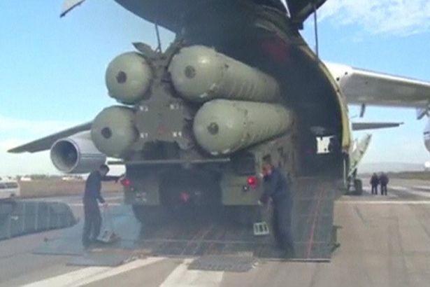hệ thống phòng thủ tên lửa S-400