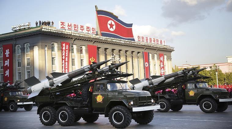 vũ khí hạt nhân Triều Tiên