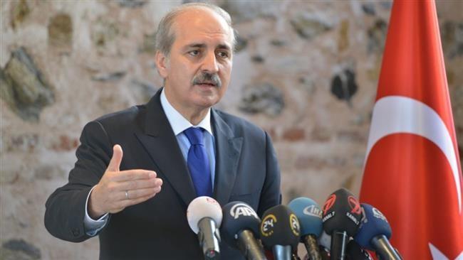 Phó thủ tướng Thổ Nhĩ Kỳ Numan Kurtulmus