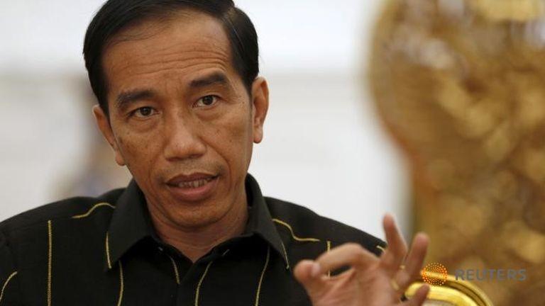 Tổng thống Indonesia Joko Widodo