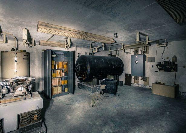 Hình ảnh bất ngờ về hầm trú bom hạt nhân 49 tuổi - ảnh 2