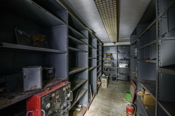 Hình ảnh bất ngờ về hầm trú bom hạt nhân 49 tuổi - ảnh 3
