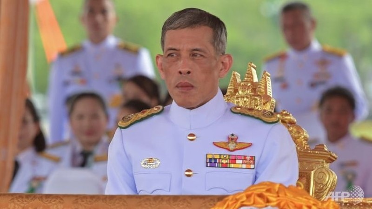 Thái tử Maha Vajiralongkorn