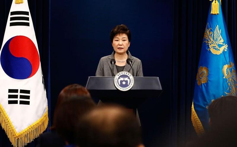 Tổng thống Park Geun-hye