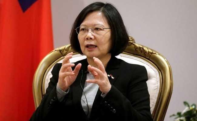 Nhà lãnh đạo Đài Loan Thái Anh Văn