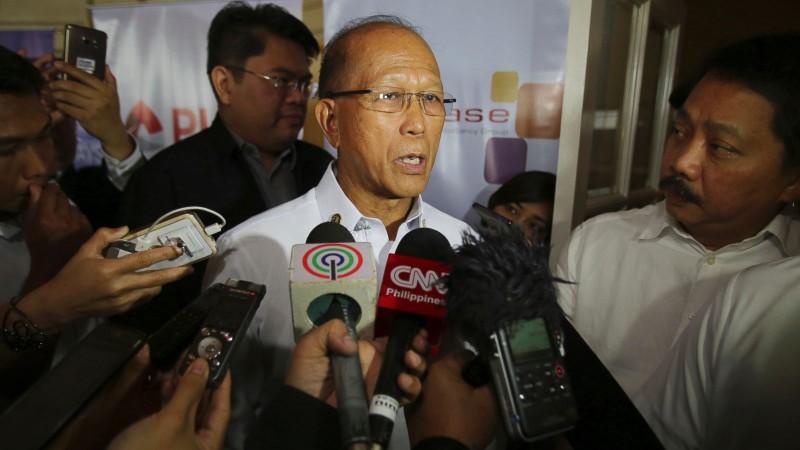 Bộ trưởng Quốc phòng Philippines