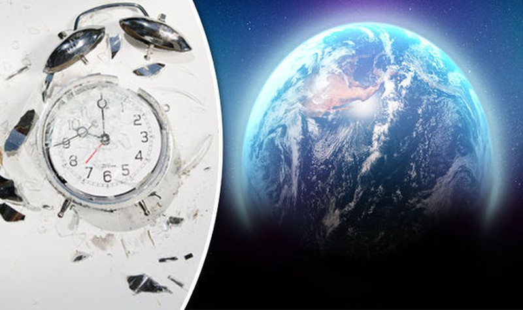 trái đất có 25 giờ