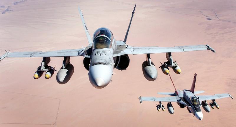 Tiêm kích F/A-18 Hornet