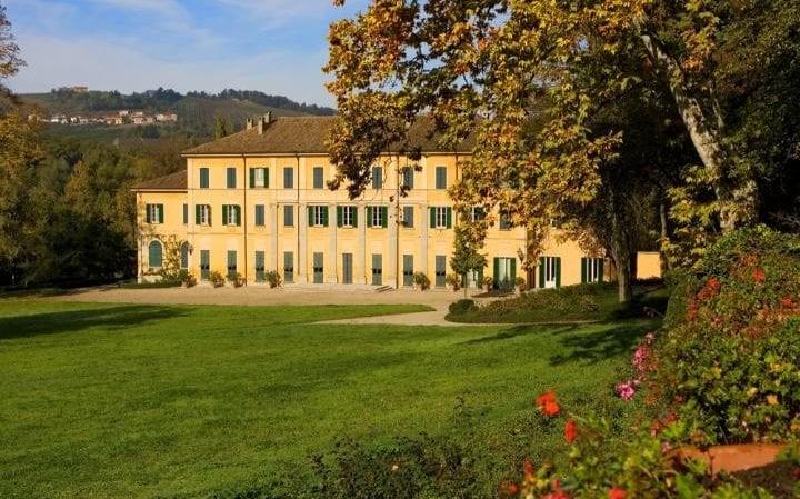 Conte Vistarino, đồi Lombardy, miền nam Pavia,Ý