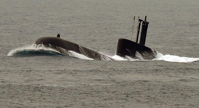 Tàu ngầm lớp 209 của Hải quân Hàn Quốc