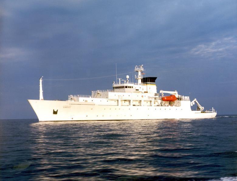 Tàu USNS Bowditch của Mỹ