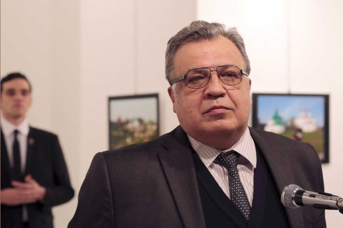 ám sát đại sứ Nga