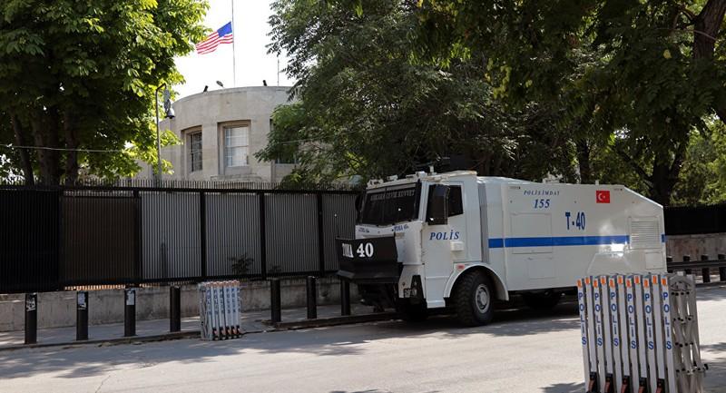 đại sứ quán Mỹ ở Thổ Nhĩ Kỳ