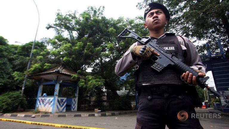 Cảnh sát Indonesia