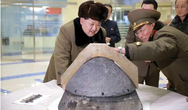 Triều Tiên thử hạt nhân