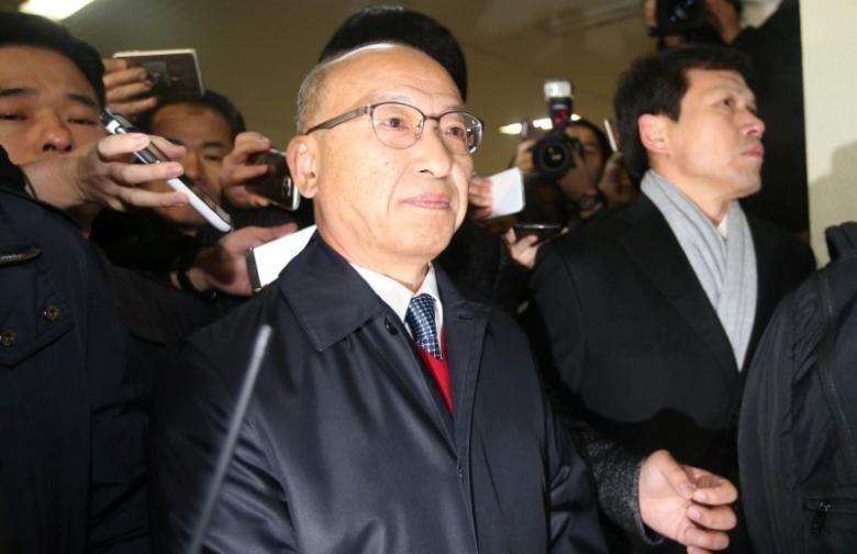 Hàn Quốc bắt khẩn cấp chủ tịch Quỹ hưu trí - ảnh 1