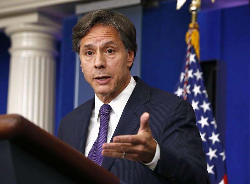 Thứ trưởng Ngoại giao Mỹ Antony Blinken